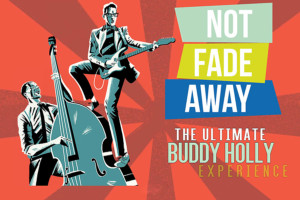 Not Fade Away at the Milford Performance Center on March 3